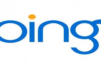 Logo Bing by Microsoft