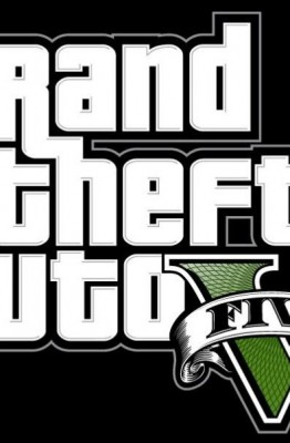 Logo Grand Theft Auto V - GTA V