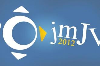 Logo Journées Mondiales du Jeu Vidéo 2012 - JMJV 2012