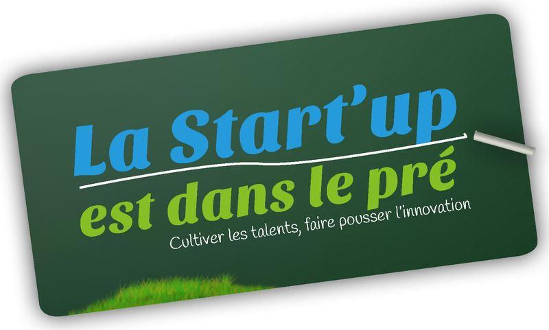 Logo La Start Up est dans le Pré