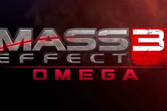 Logo Mass Effect 3 - Omega