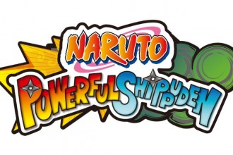 Logo Naruto Powerful Shippuden