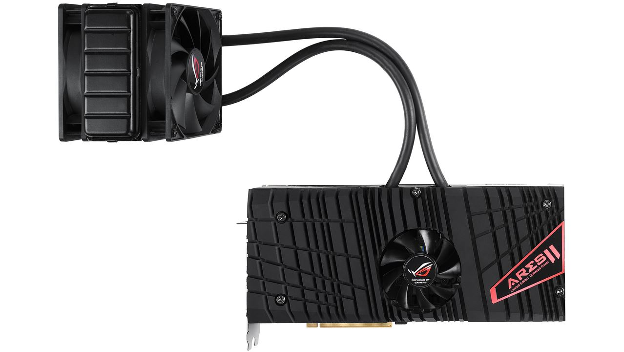 ASUS ROG ARES II 01