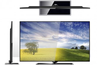 Haier 650 Series Front & Side