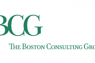 Logo BCG - Boston Consulting Group