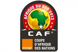 Logo CAN Orange - AFRIQUE DU SUD 2013