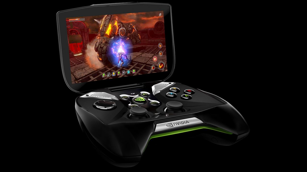 NVIDIA Project SHIELD 01