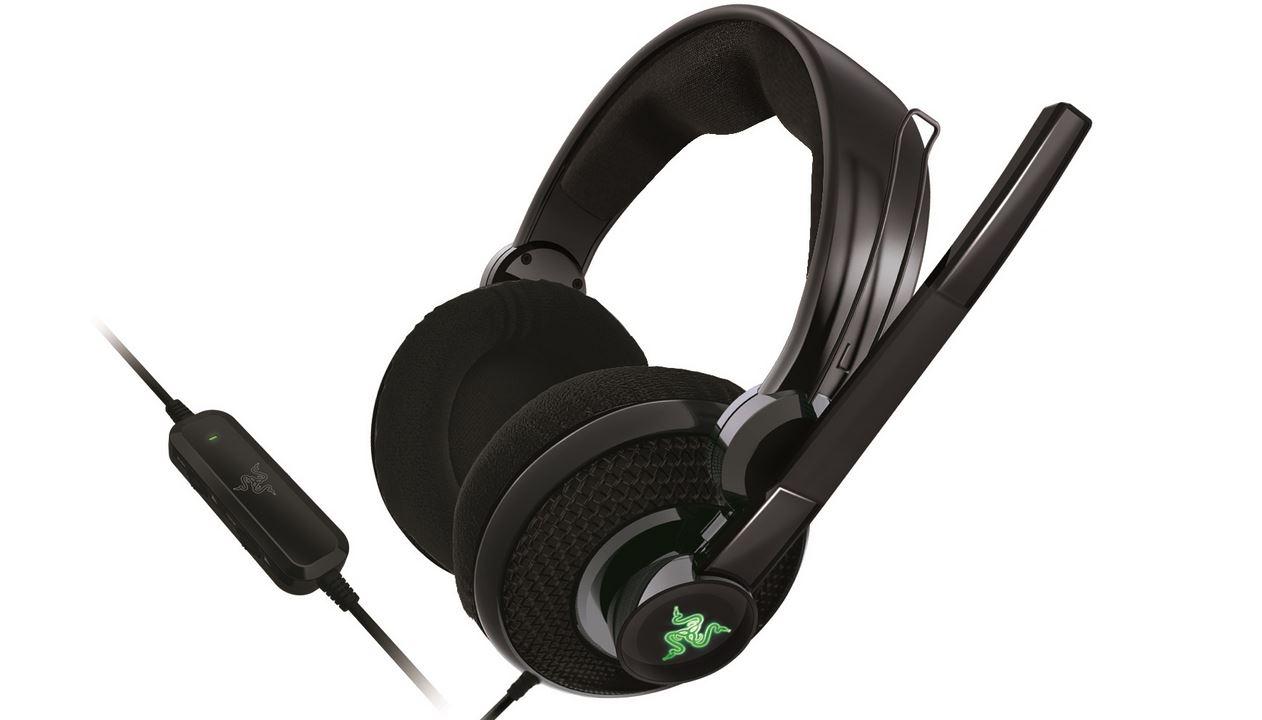 Razer Carcharias Xbox 360 & PC
