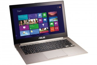 ASUS ZENBOOK Touch UX31A 01