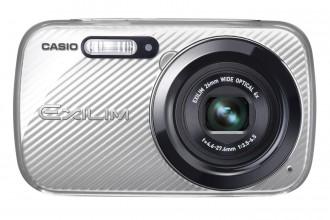 CASIO EXILIM EX-N50 Face Blanc
