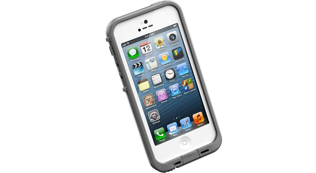 LifeProof frē iPhone 5 Case 01