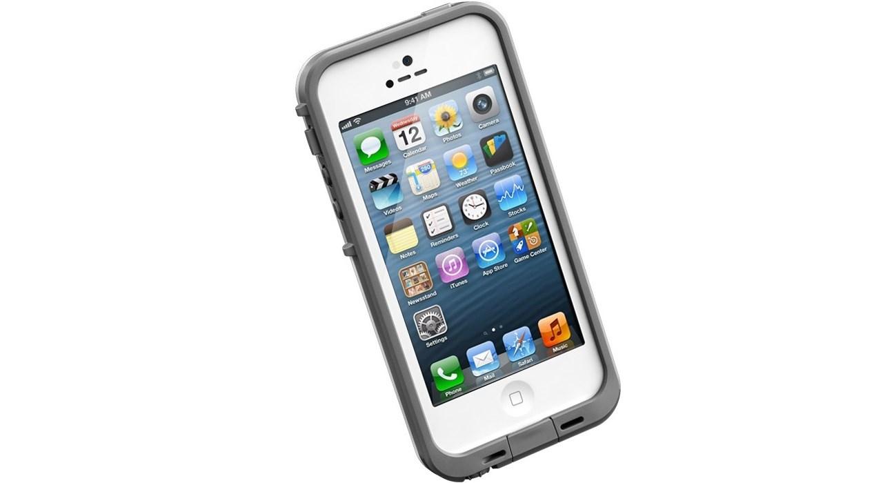 LifeProof frē iPhone 5 Case 01
