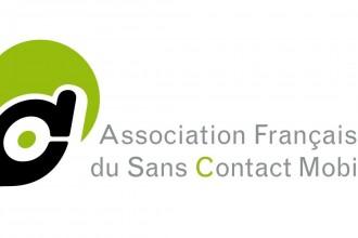 Logo AFSCM (Association Française du Sans Contact Mobile)