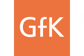 Logo GfK (Gesellschaft fur Konsumforschung)