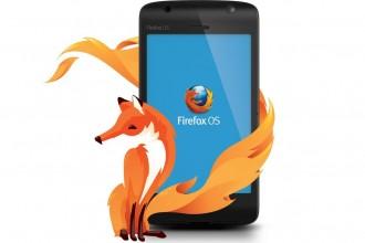 Logo Mozilla Firefox OS - Mobile