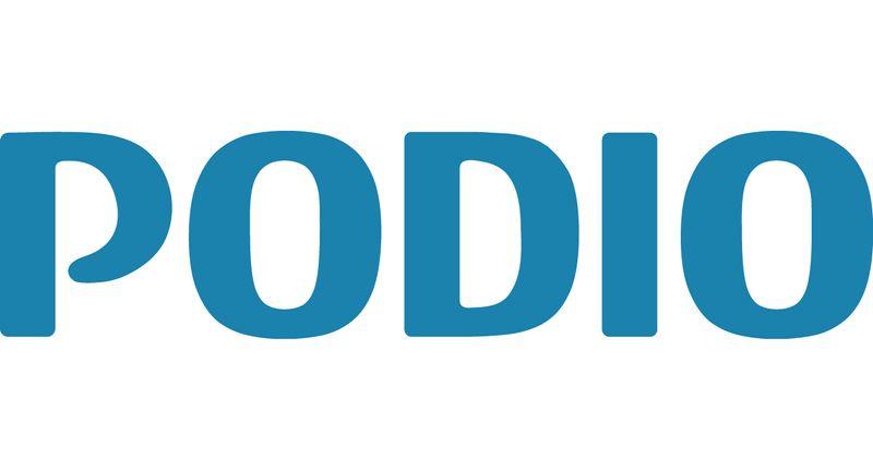Logo Podio by Citrix