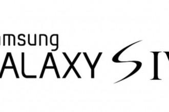 Logo Samsung Galaxy S IV