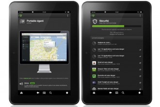 Lookout Mobile Security for Kindle Fire 01