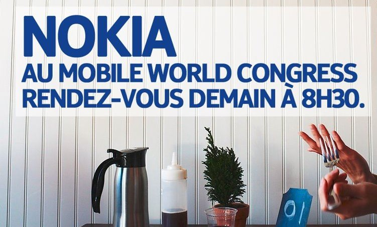 MWC 2013 - Nokia Press Conference