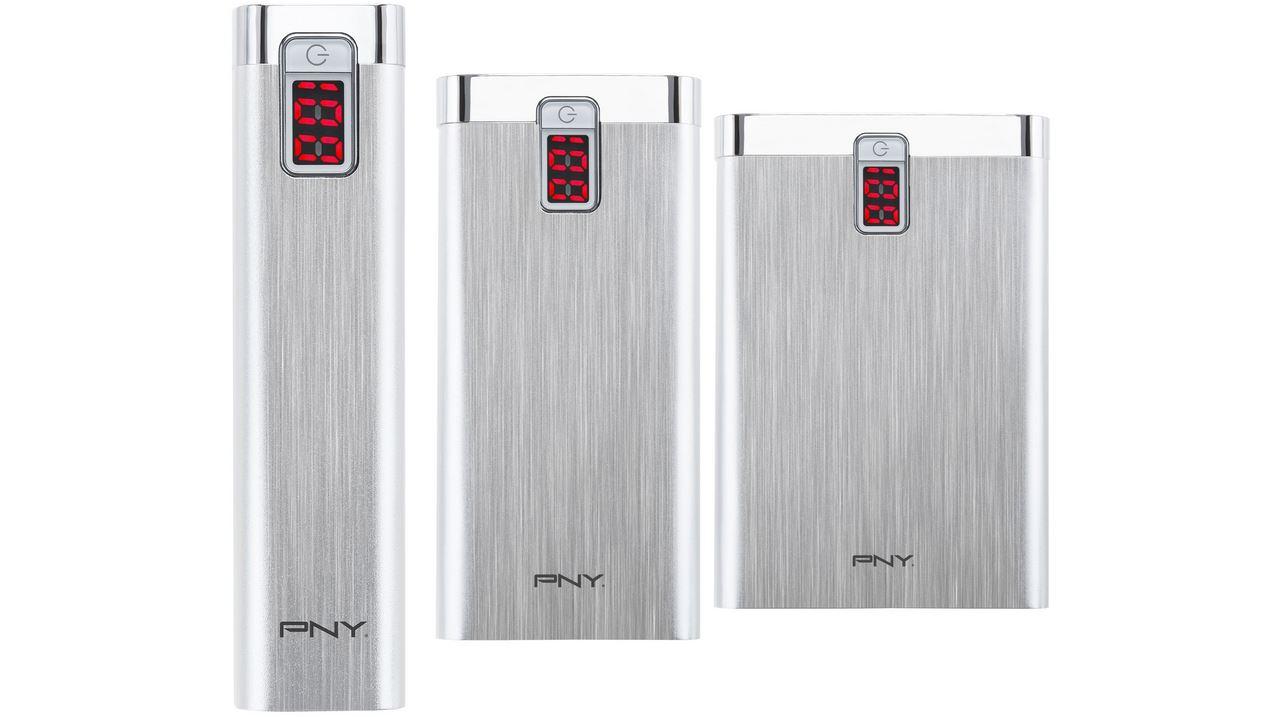 PNY PowerPack 2600 - 5200 - 7800