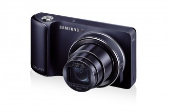 Samsung Galaxy Camera WiFi GC110 - Black 01