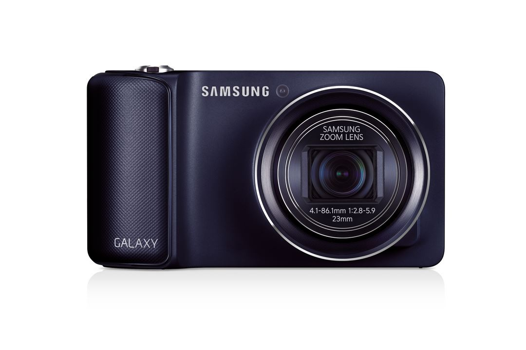 mwc 2013 samsung lance son nouvel appareil photo samsung galaxy camera wi fi le journal du. Black Bedroom Furniture Sets. Home Design Ideas