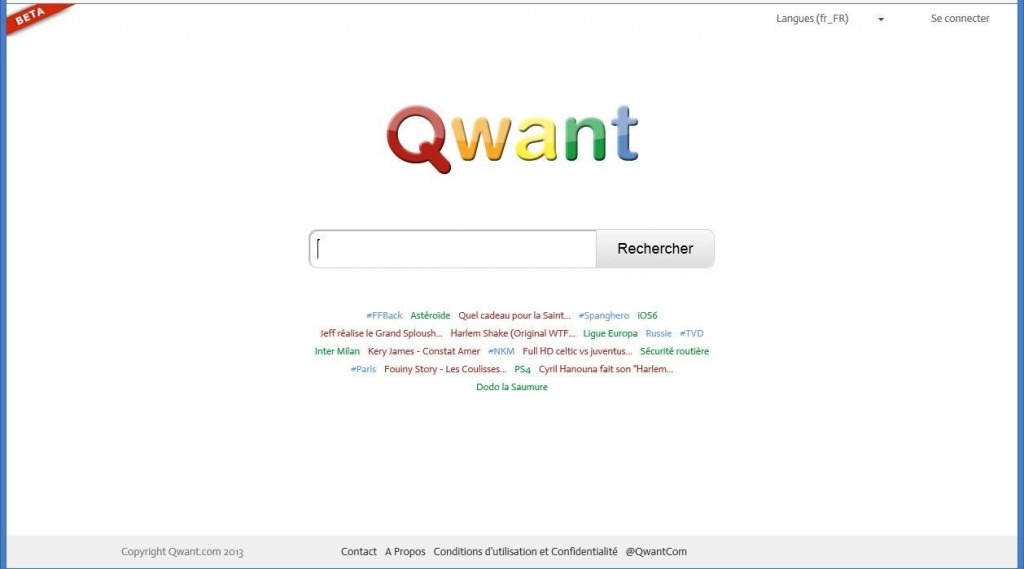 Screenshoot Qwant 01
