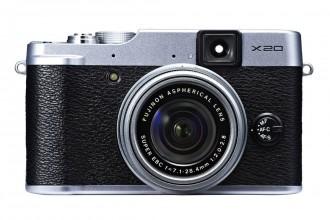 FUJIFILM X20 (X-Premium) 01