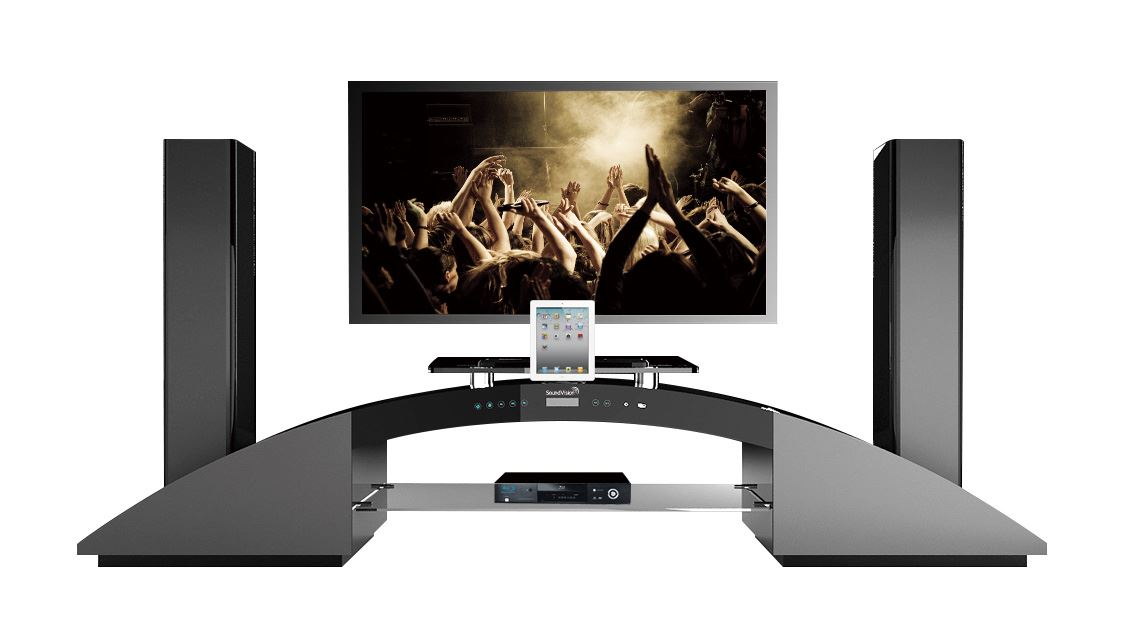 Meuble tv home cinema int gr leclerc - Meuble tv home cinema ...