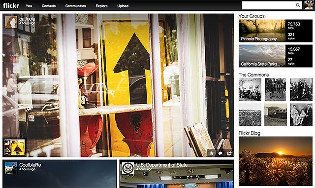 Flickr - Nouveau site