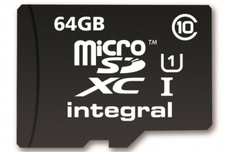 Integral UltimaPro microSDXC Class 10 64GB