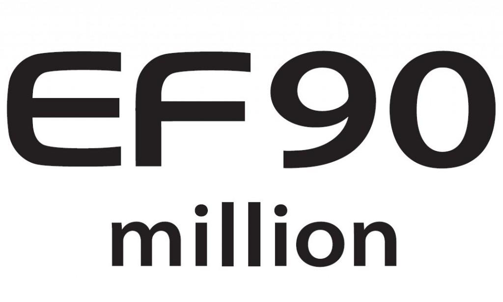 Logo Canon EF 90M