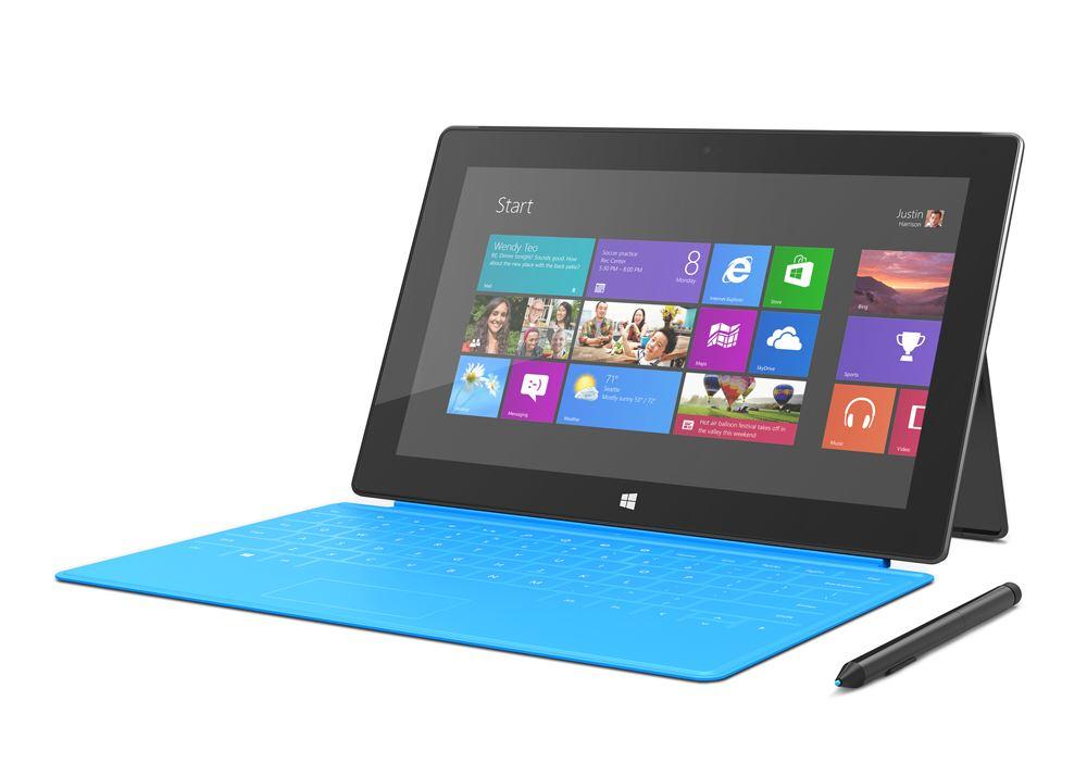 Microsoft Surface Pro 01