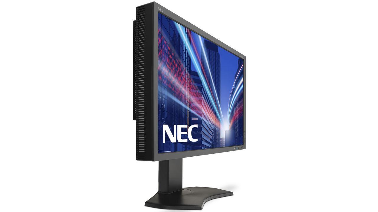 NEC MultiSync P242W 01