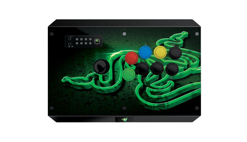 Razer Atrox for Xbox 360 - Stick Arcade 02