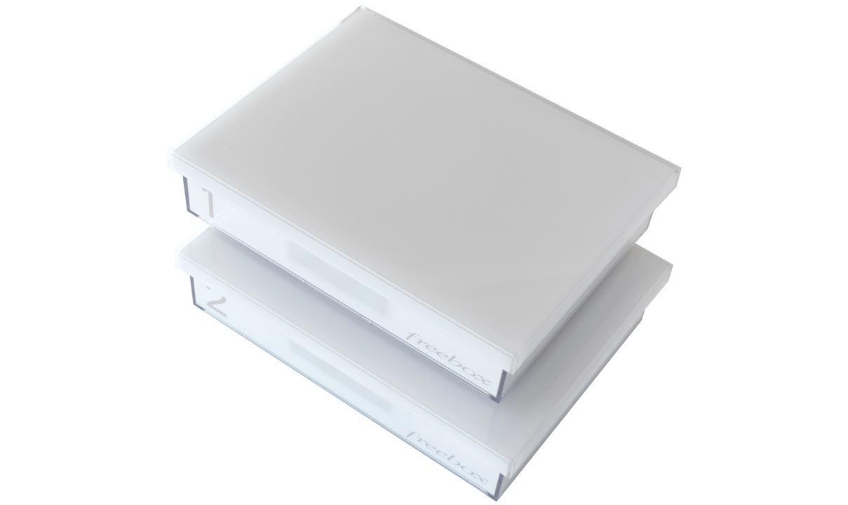 Free lance sa nouvelle freebox crystal avec un nouveau for Free courant porteur