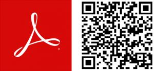 QR Adobe Reader for Windows Phone 8