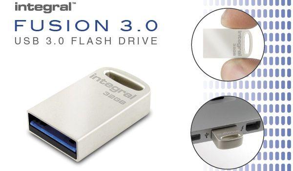 Integral Fusion USB 3.0