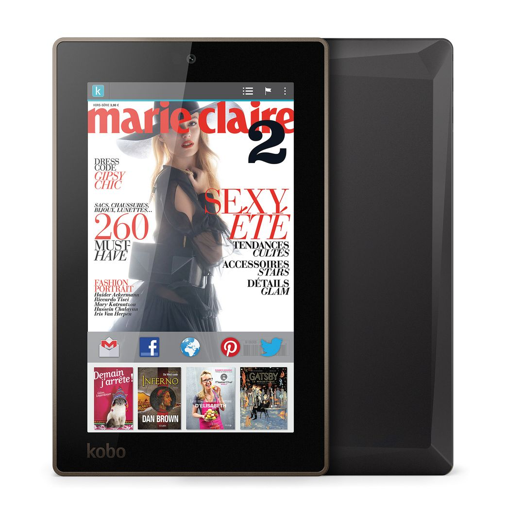 Kobo arc 10 hd for Housse kobo arc 7