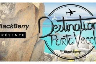 Blackberry - Destination Porto-Vecchio