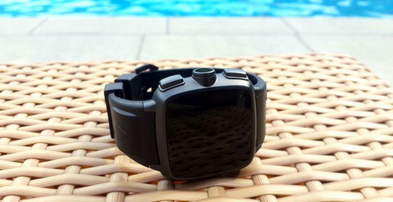 Omate TrueSmart, un Smartwatch (montre connectée) sous ...