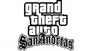 Logo Grand Theft Auto - San Andreas