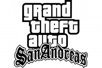 Logo Grand Theft Auto - San Andreas