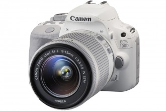 Canon EOS 100D - EF-S 18-55 mm IS STM 01