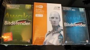 Concours - Antivirus Bitdefender - ESET - LeJDNumerique