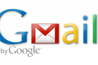 Logo Gmail by Google