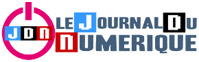 Logo Le Journal du Num&eacuterique