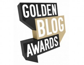 Logo Golden Blog Awards (GBA)