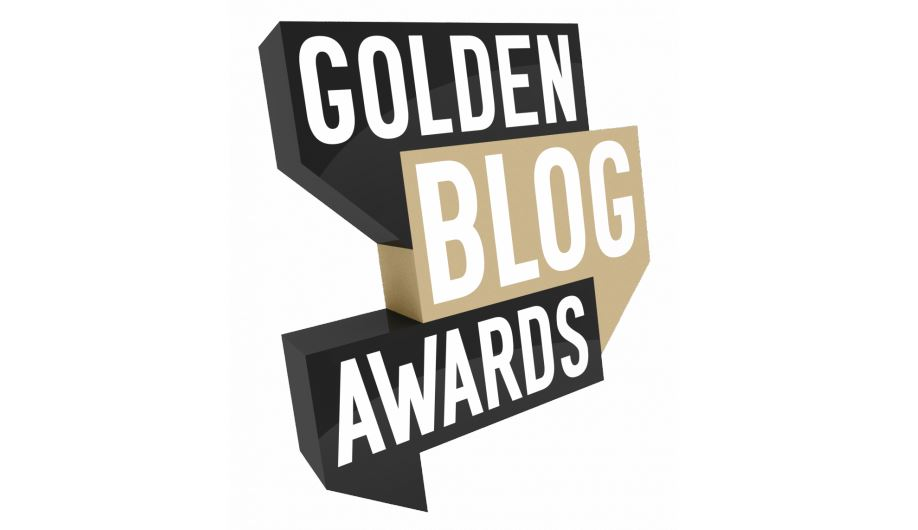 Logo Golden Blog Awards (GBA)