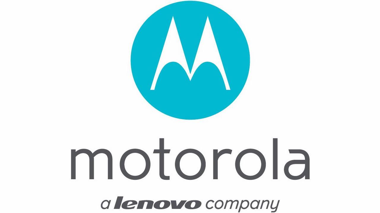 Logo Motorola a Lenovo Company